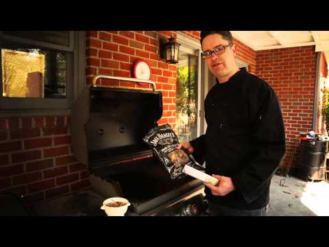 How to Use a Smoker Box on the Grill : On the Grill - cookingguide  - _18Sx7FgFRU -