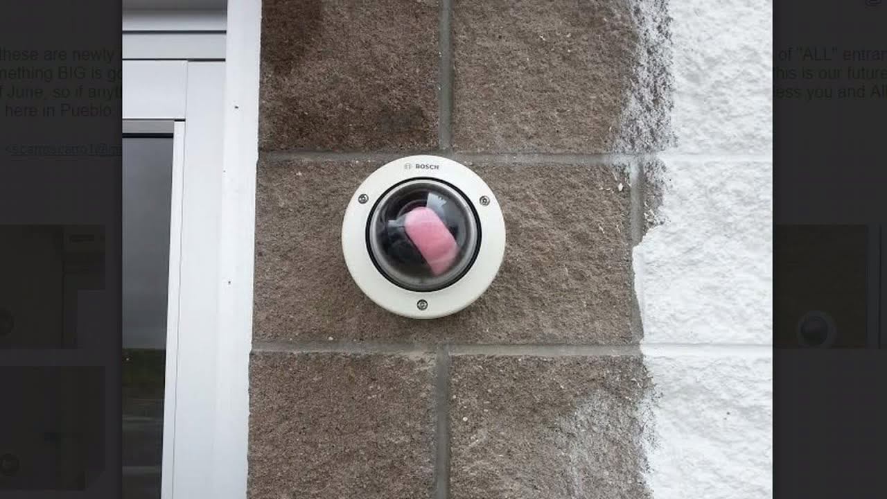 LOOK! Facial Recognition Cameras Installed at New Walmart In ...