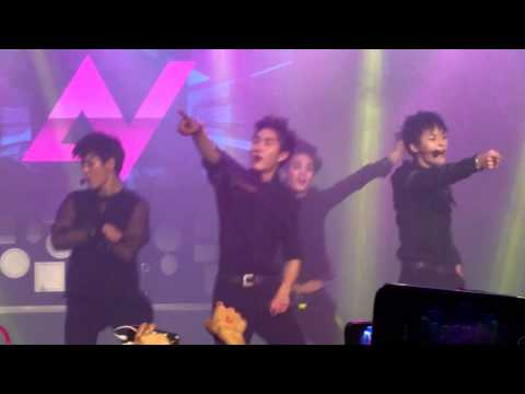 "[Fancam] NU'EST (뉴이스트) _ Introduce me to your noona @ ""Re:SPONSE Europe Tour"" in Milan"