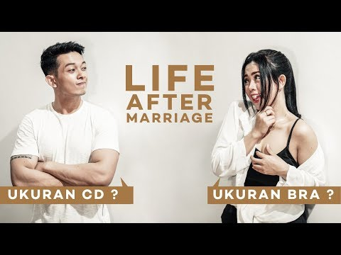 SECRET QnA ABOUT OUR LIFE AFTER MARRIAGE !!! (BAHASA)
