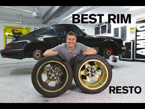 Best Way to Restore Rims & Winter Prep