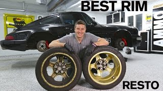 Best Way to Restore Rims & Winter Prep