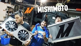 Mishimoto Makes The Wagon Even Cooler!