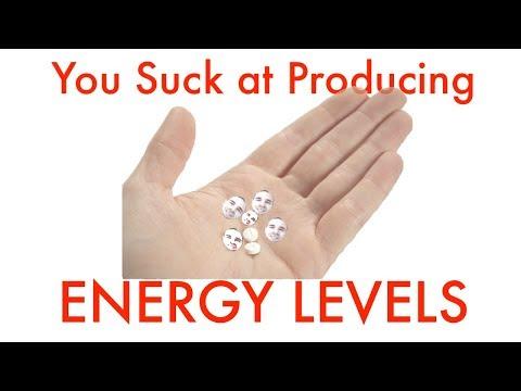 Balancing Energy Levels | You Suck at Producing #44