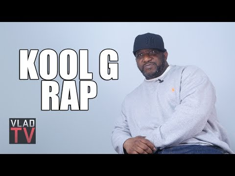 Kool G Rap on Big Pun Kneeling and Kissing His Ring When They Met