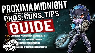 Proxima Midnight Pros Cons How To Use Guide Marvel Contest of Champions