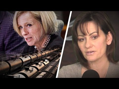 Cost of Notley's oil by rail plan quadruples   Sheila Gunn Reid