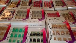 artificial nails haul