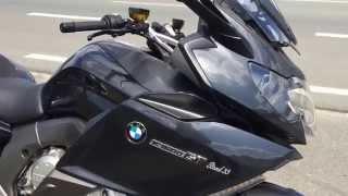 1600 GT BMW.  6 cylindres.  Accélérateur électronique. Meilleur moto que j'ai eu entre les mains