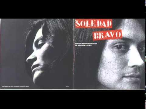 """Soledad Bravo- """"Cantos Revolucionarios De America Latina"""""""