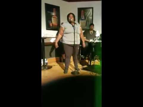 Jill Scott- it's love , karaoke cover