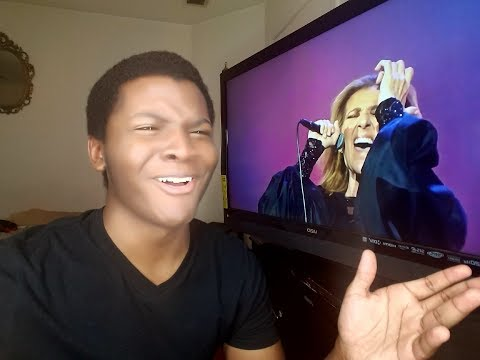 CELINE DION - Vocal Retrospective Of 2017 (REACTION)