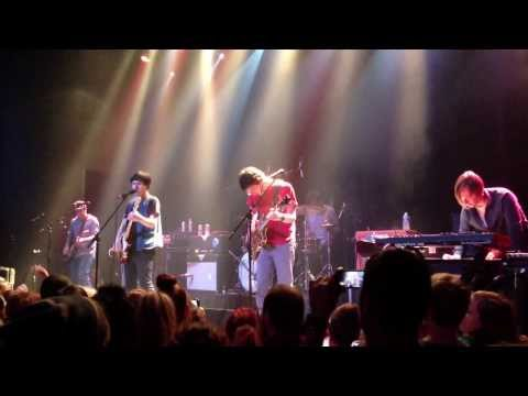Conor Oberst and The Mystic Valley Band performing Roosevelt Room at The Slowdown in Omaha 08/01/13