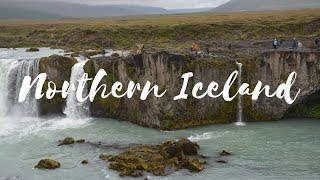 TOUR of NORTHERN ICELAND!  🇮🇸2018 vlog