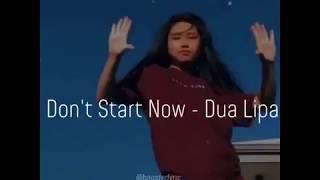 Baixar Video ringtone- don't start now dua lipa