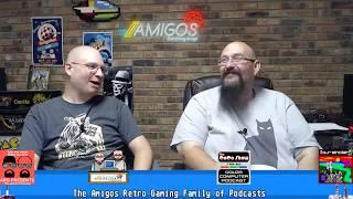 Amigos / Our Sinclair / The CoCo Show LIVE! Covert Action / Chuckie Egg / Poltergeist / Sailor Man