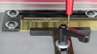 Automatic Metal Tag Marking Machines