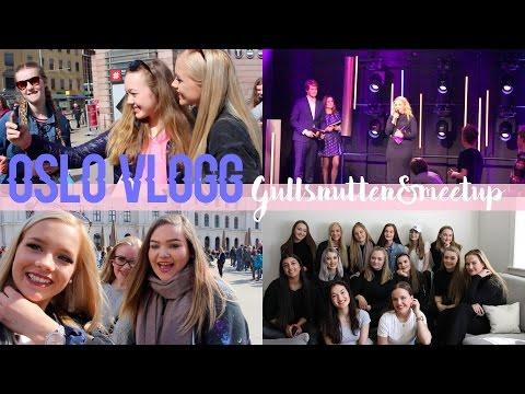 OSLO VLOG | Gullsnutten&Meetup