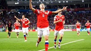 Матч Россия Хорватия 2 2