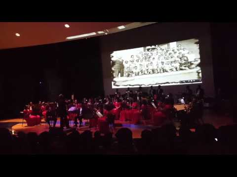 Kenwood Academy Concert Band- Walking Into History pt.1