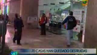 News: Earthquake in Peru 15.08.2007