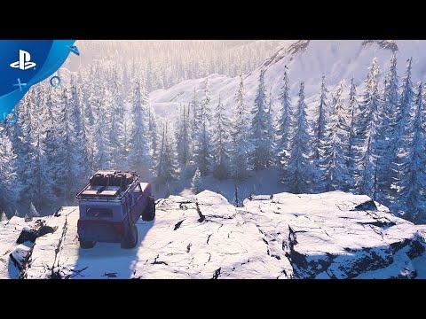 SnowRunner | Overview Trailer | PS4