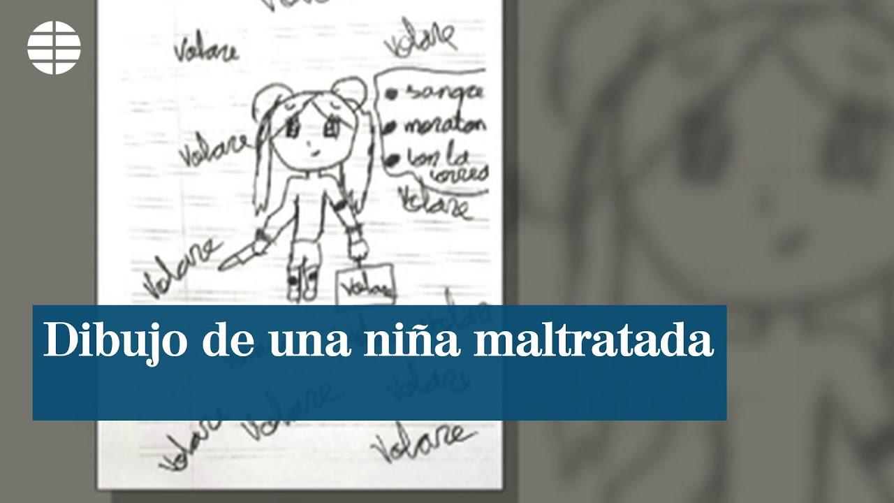 Un Dibujo Destapa El Maltrato De Una Madre A Su Hija En Marbella Quiero Morirme