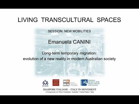 Long term temporary migration: evolution of a new reality in modern Australian society