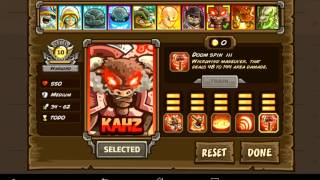 Kingdom Rush Frontiers Kahz