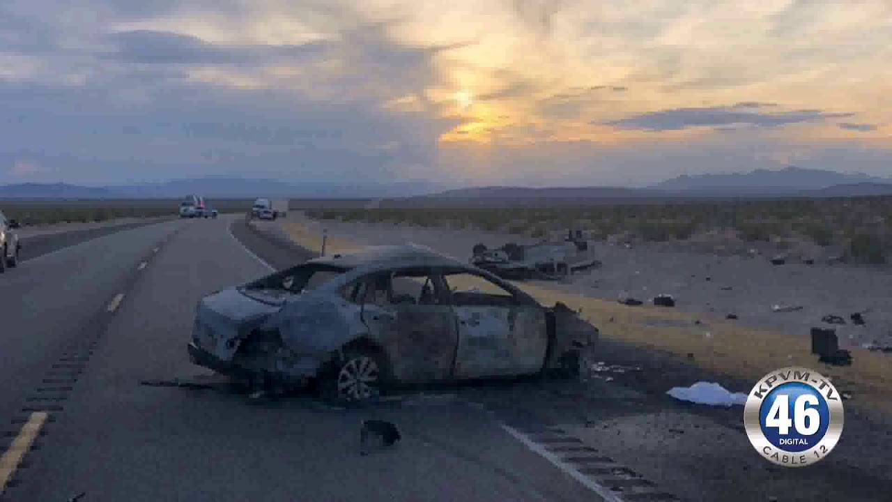 05/21/2018 Accident | Fatal | Highway 95