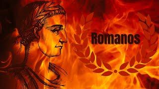 Os romanos - História 1º ciclo - O Troll explica.