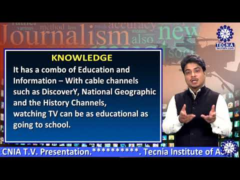 BA(J&MC)   TELEVISION PROGRAMMING & PRODUCTION  KNOWLADGE   SEM- 4  LEC- 07 