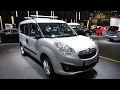 2017 Opel Combo Tour CNG - Exterior and Interior - Auto Show Brussels 2017