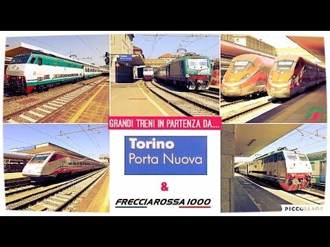 Grandi treni in partenza da torino porta nuova e - Orari treni milano torino porta nuova ...
