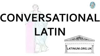 Conversational Latin 11 - It's hard to wake up in the morning - Learn to Speak Latin