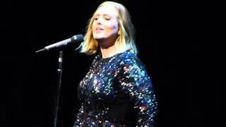 Adele - Water Under The Bridge, O2 Arena 16/03/2016