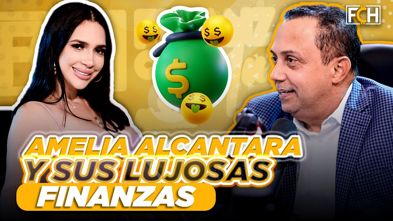 🔥💸AMELIA ALCANTARA Y SUS LUJOSAS FINANZAS (FINANZAS CON HUMOR)