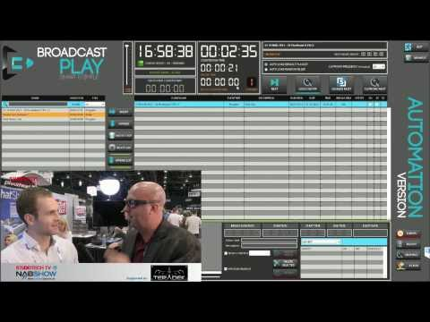 StudioTech 97 - Broadcast Play Automation Playout Solution