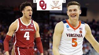 Preview: No. 1 Virginia vs No. 9 Oklahoma in second round of NCAA tournament