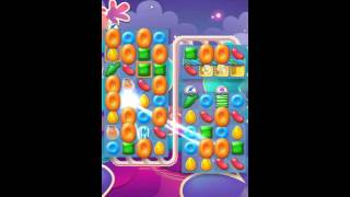 Candy Crush Jelly Saga Level 154 New No Boosters