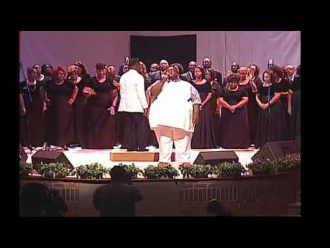 Eric Reed - Near The Cross (Mississippi Mass Choir)