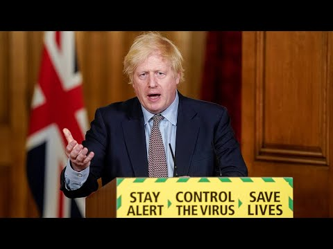 Watch again: PM gives daily coronavirus update, says we will 'certainly be developing' air bridges