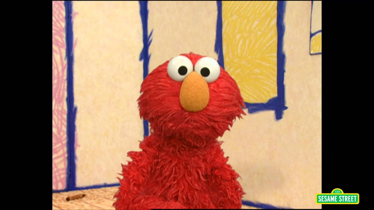 "Sesame Street: ""Elmo's World: Head, Shoulders, Knees and ..."