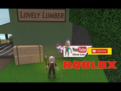 Trying Out Another New Job In Bloxburg, Working At Lovely Lumber | Welcome To Bloxburg [BETA]