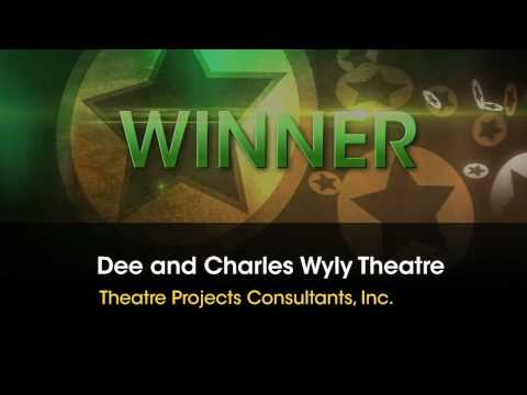 Dee and Charles Wyly Theatre  - Theatre Projects Consultants, Inc. 2010 Rock Our World Awards Winner