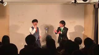 シマウマフック第2回単独公演【2才のシマウマ(牡)】より.