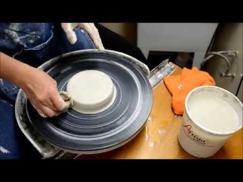 How to Center a Hunk of Clay