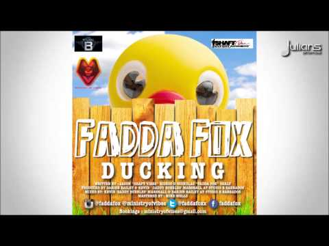 "Fadda Fox - Ducking ""2015 Soca"" (Studio B)"