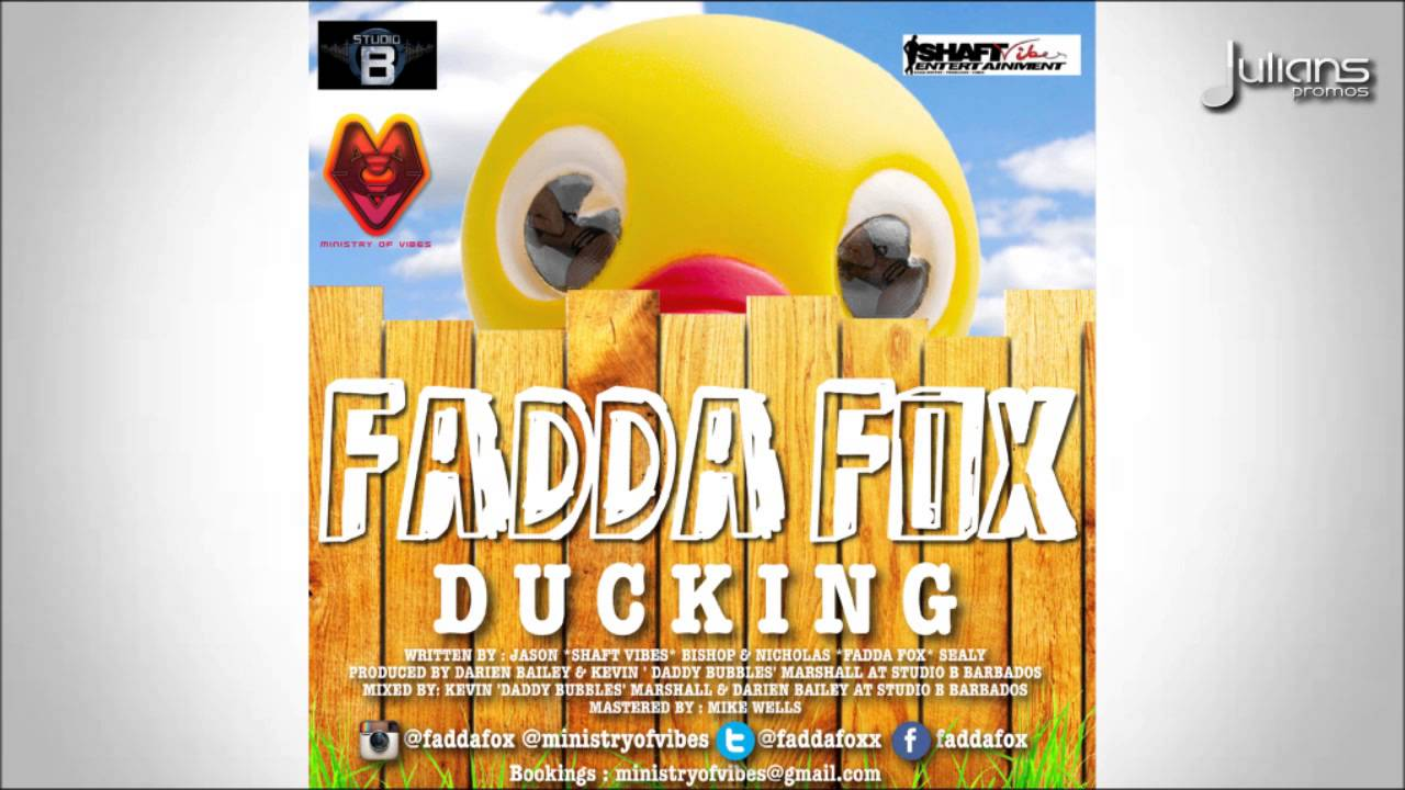 "Fadda Fox - Ducking ""2015 Soca"" (Official Audio)"