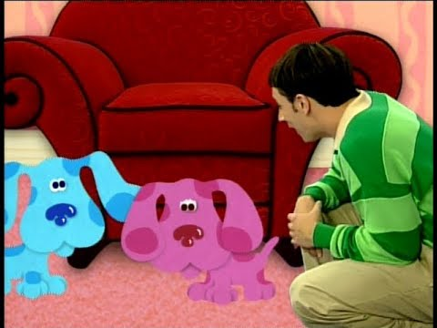 Blues Clues Magenta Goes To The Doctor Youtube